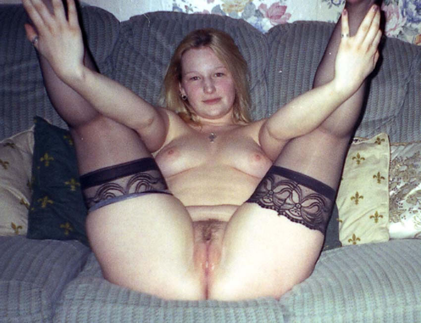 image Flashing on her front loan